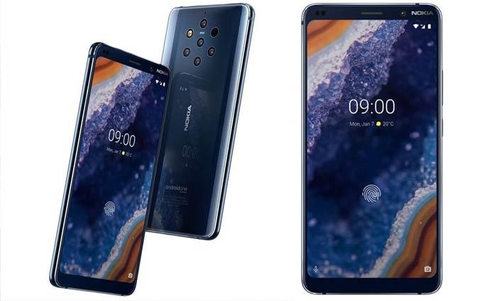 هاتف Nokia 9 Pureview