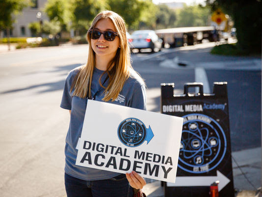 Digital Media Academy $75 off discount code: TECHFUN17 - ENDS MONDAY!