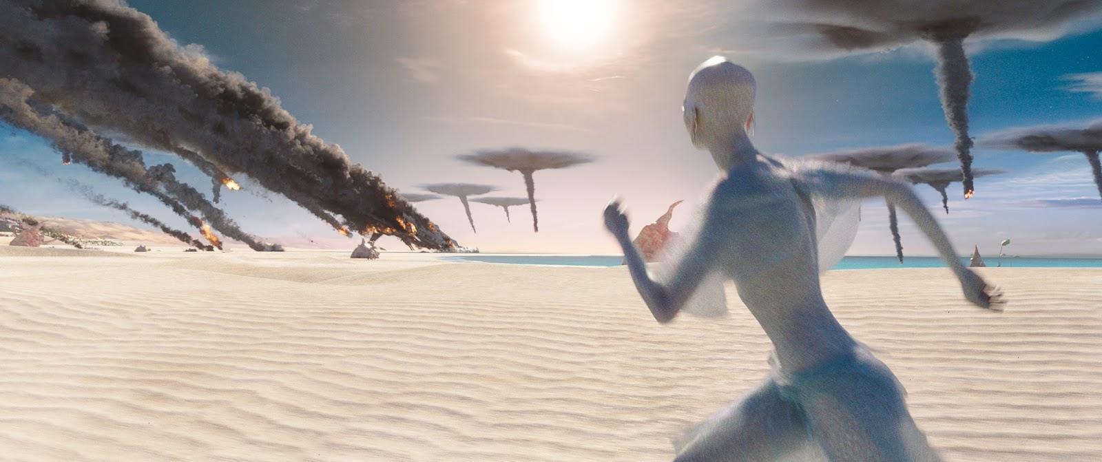 Valerian y la ciudad de los mil planetas - efectos especiales