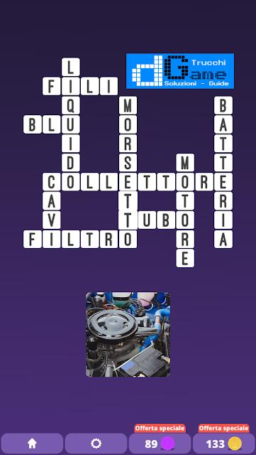 Soluzioni One Clue Crossword livello 15 schemi 2 (Cruciverba illustrato)  | Parole e foto
