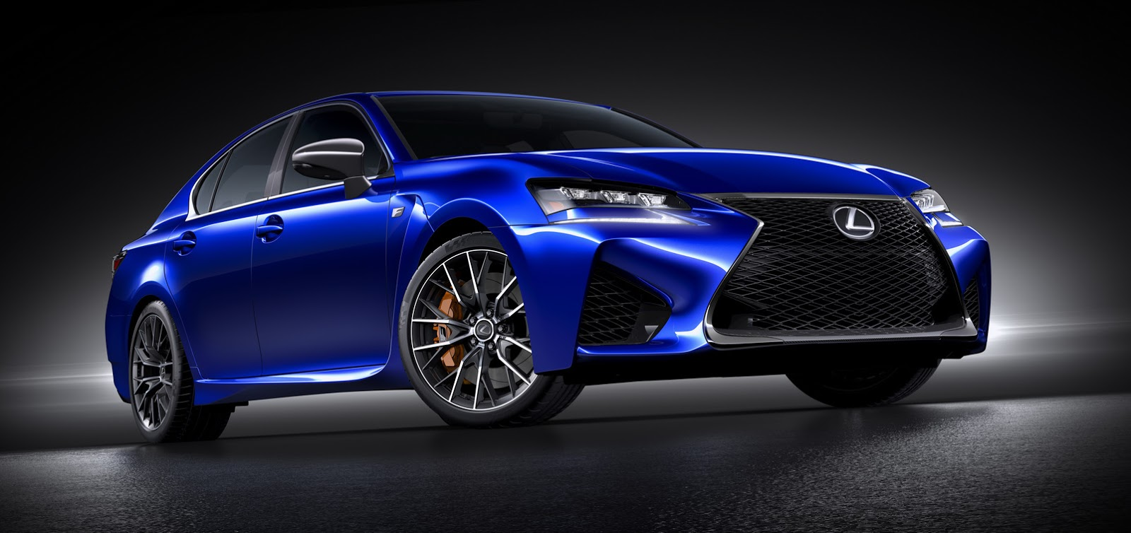 All-New 2016 Lexus GS F Has A 467HP 5.0-liter V8