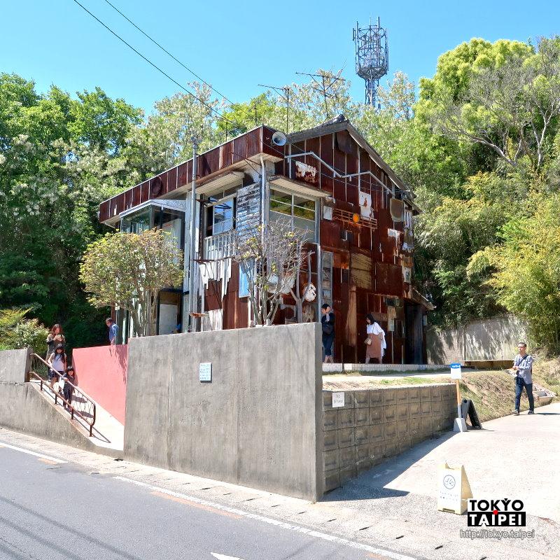 【家計劃】外來藝術家改造 7棟讓人驚奇的直島傳統建築