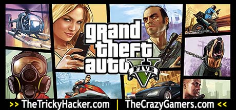 GTA 5 Free Download Game + Crack