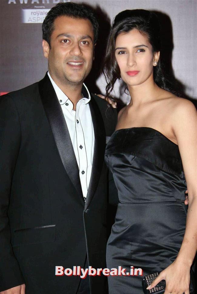 Abhishek Kapoor, Bollywood Wags at Screen Awards 2014