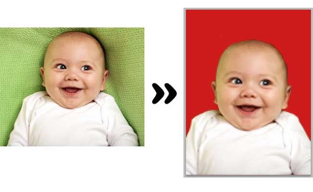 cara membuat foto ktp di photoshop
