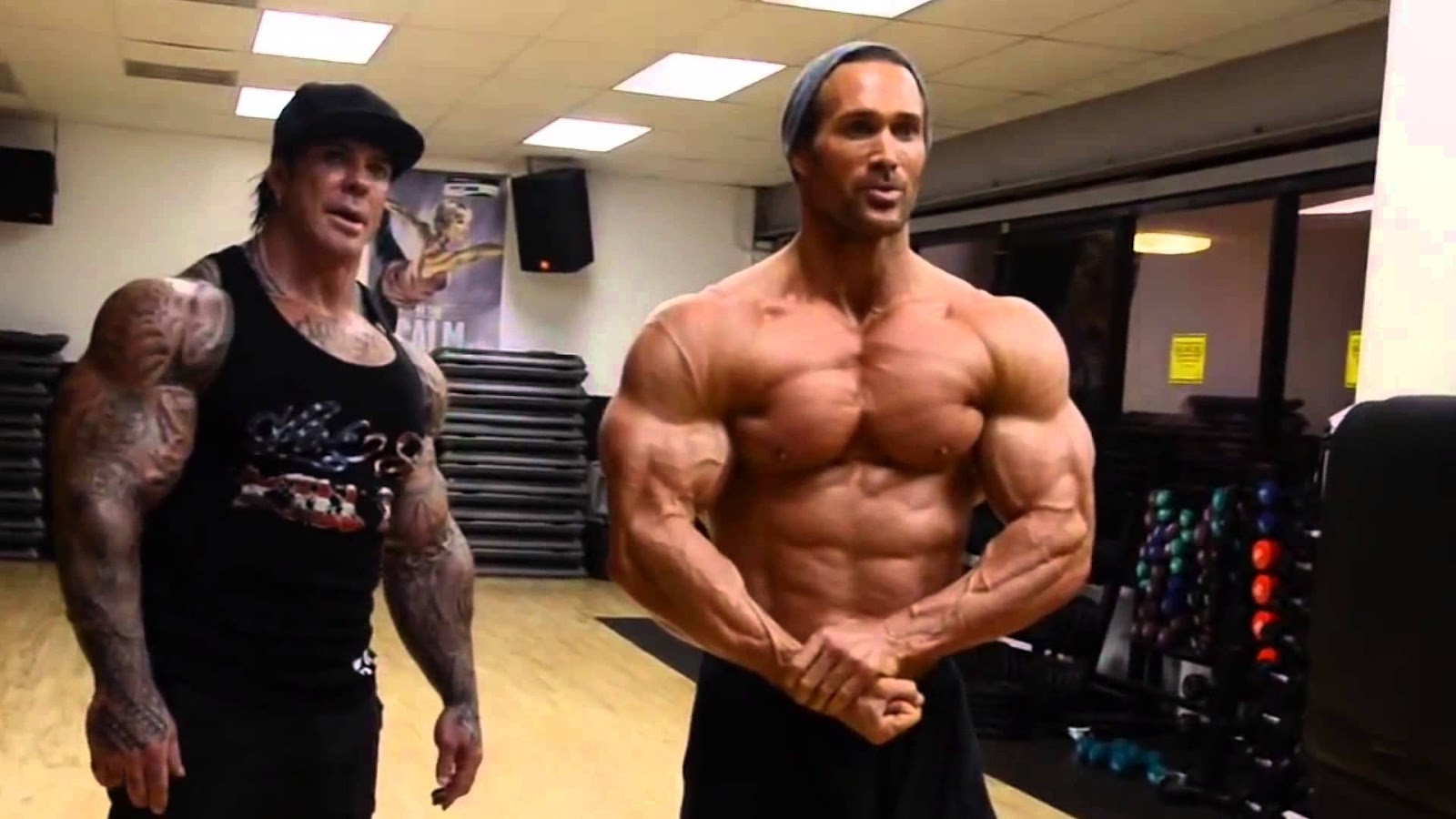 lazar angelov steroids or not