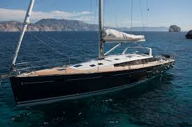 delivery sailing yacht 50 ft
