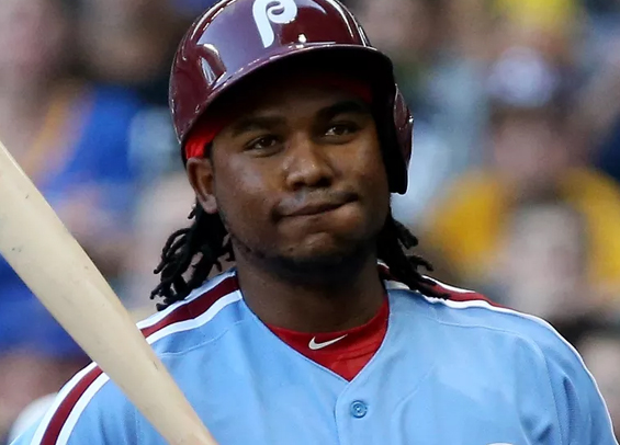 Maikel Franco is one hit shy of 500 with the Phillies