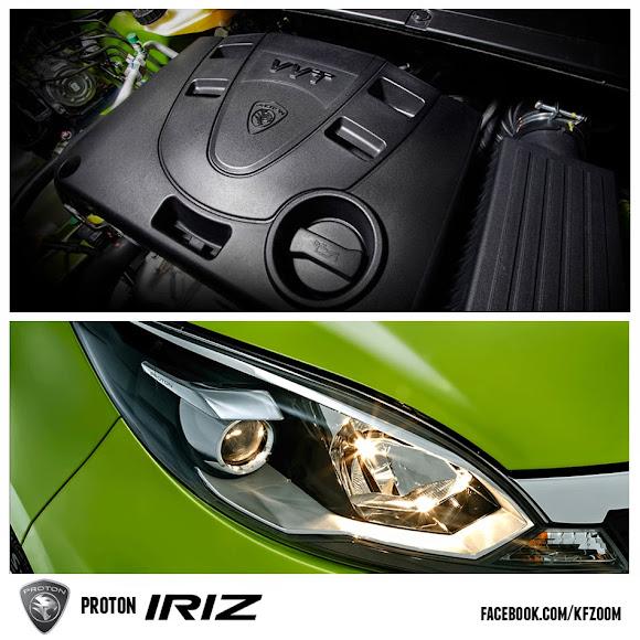 proton iriz engine vvt