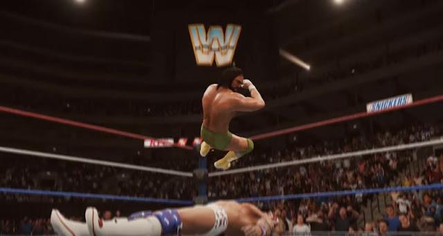 WWE 2K18 PC Game Download