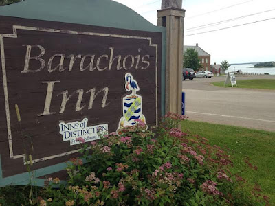 My Heart Returns to the Barachois Inn