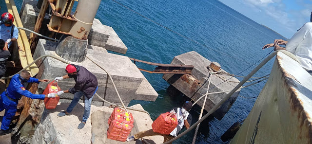 Janji Karantina di Darat Tidak Dipenuhi, Puluhan Penumpang Kapal Sabuk Nusantara 34 Lompat dari Kapal