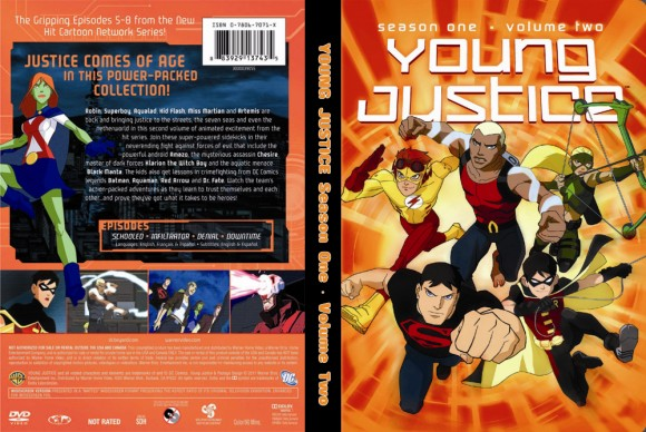 Young justice season 03 / The new worst witch episode 1