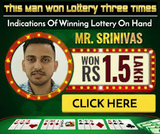 Chances of Lottery and Gambling in Palmistry - Lottery Line On Palm Palmistry