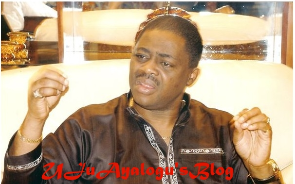 """You Shall Die By Sword"" – Fani Kayode Explodes In Anger, Curses Sowore Of Saharareporters"