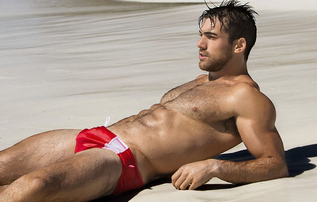 Russian male models nude