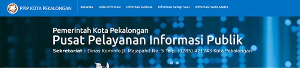 Meningkatkan Partisipasi  Masyarakat, Pelayanan Informasi Publik PPID Kota Pekalongan Ditingkatkan