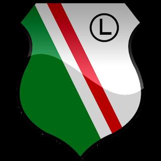 Resultado de imagen de escudo legia warszawa