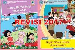Buku Kurikulum 2013 Kelas 5 Edisi Revisi Tahun 2017