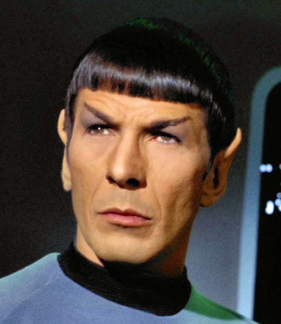 ISN'T IT DELICIOUS!: DELICIOUS Remembers: Our beloved Mr. Spock - Leonard Nimoy (1931 - 2015)