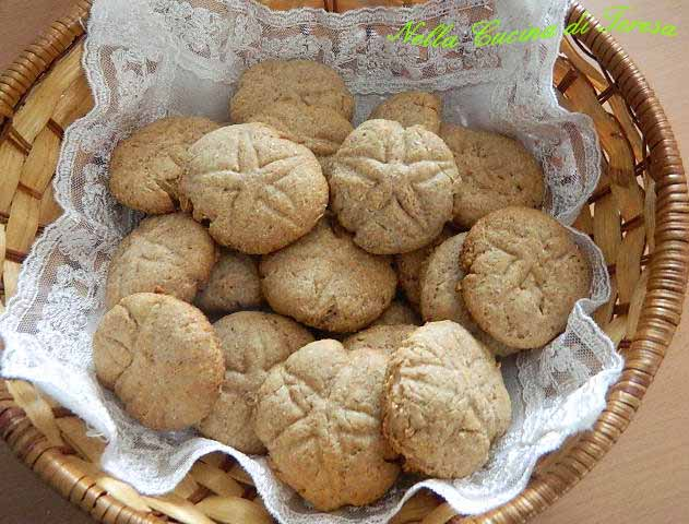 BISCOTTI INTEGRALI LIGHT