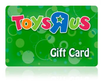 Toys R Us Gift Card Balance Check