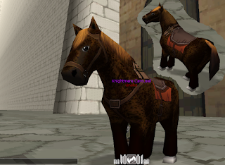 Panter Horse Skin - Attack On Titan Tribute Game