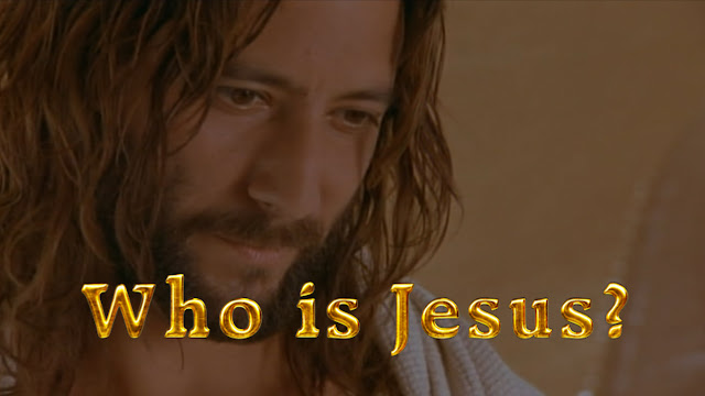 Who is Jesus? By Simon Brown.