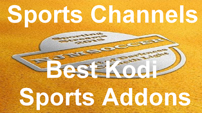 How To Install NJM Soccer LITE Addon On Kodi / Xbmc For Sports Channels