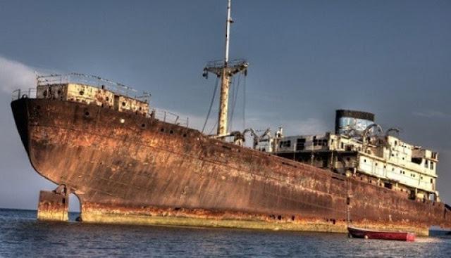 ΑΝΕΞΗΓΗΤΟ μυστήριο: Πλοίο που είχε χαθεί το 1925 στο Τρίγωνο των Βερμούδων κάνει την επανεμφάνισή του 90 χρόνια μετά!