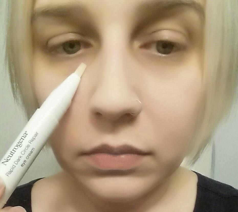 The Soap Lady Review Of Neutrogena Rapid Dark Circle Repair Eye