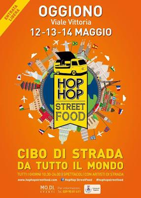 Street Food 12-13-14 maggio Oggiono (LC)