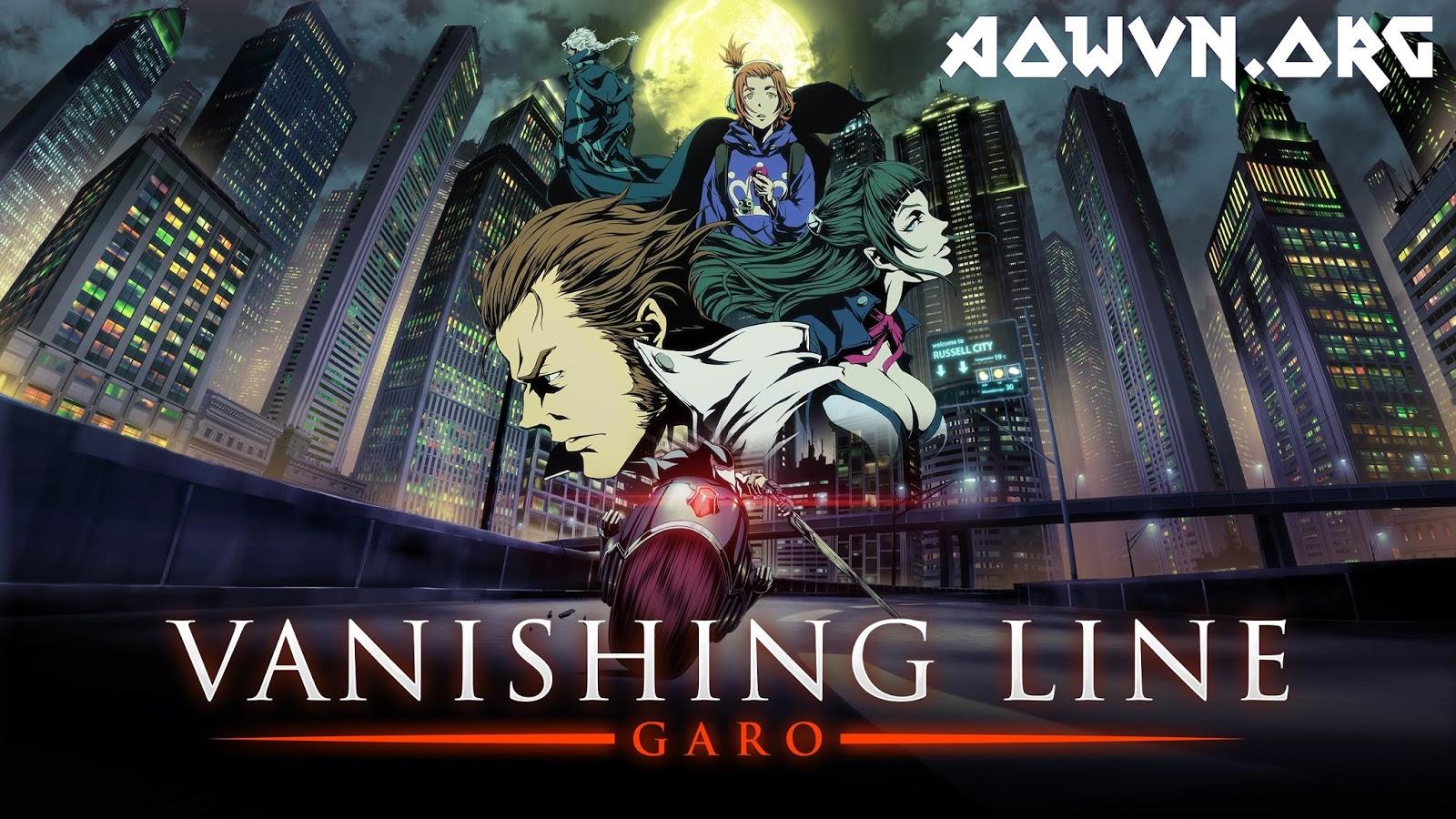1698263 Latvian ShowMasterKeyArt 1f95cfb7 1fae e711 8175 020165574d09 - [ Anime 3gp Mp4 ] Garo: Vanishing Line | Vietsub - Hành động cực hay!!