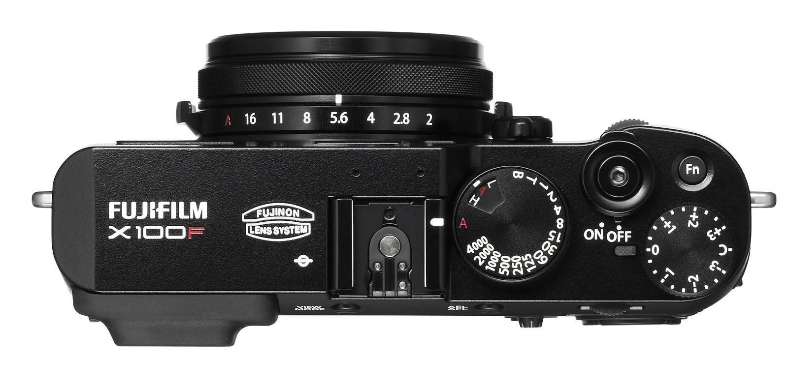 Fujifilm X100F Vs X100T X100S Specs Comparison