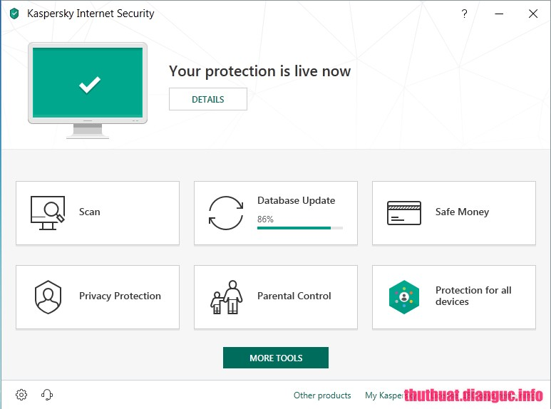 tie-smallDownload Kaspersky Internet Security 2019 Full Key