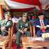 """Upacara Hari Pahlawan yang ke 73 tahun 2018 dengan tema"""" SEMANGAT PAHLAWAN DI DADAKU""""  Laksanakan di Lapangan Imam Bonjol Padang"""