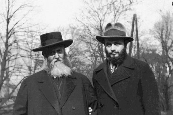The Rebbe S Shoes