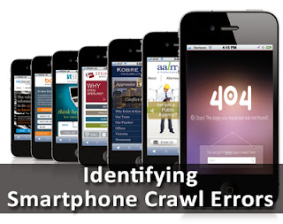 Identifying Smartphone Crawl Errors