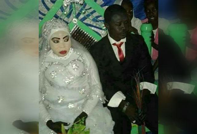 pengantin-bedak-terlalu-put