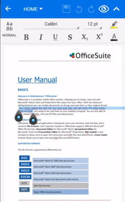 download OfficeSuite + PDF Editor aplikasi office android terbaik terbaru gratis