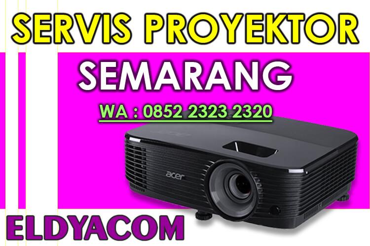 servis lcd proyektor semarang