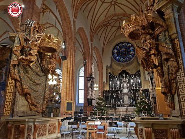 Catedral, Estocolmo, Suecia