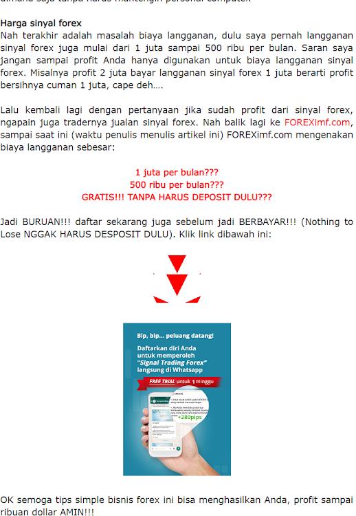 Belajar forex malaysia pdf