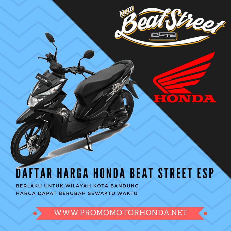3 Perbedaan Honda New Beat Street Esp Terbaru Promo Kredit Motor Honda Bandung