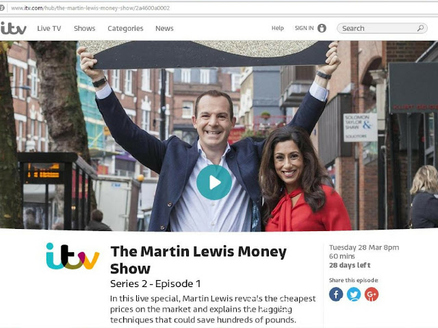 The Martin Lewis Show