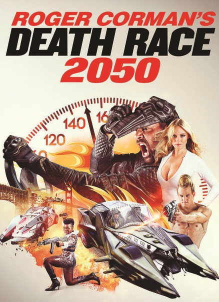 Death Race 2050 [2017] [DVD9] [NTSC] [Latino]