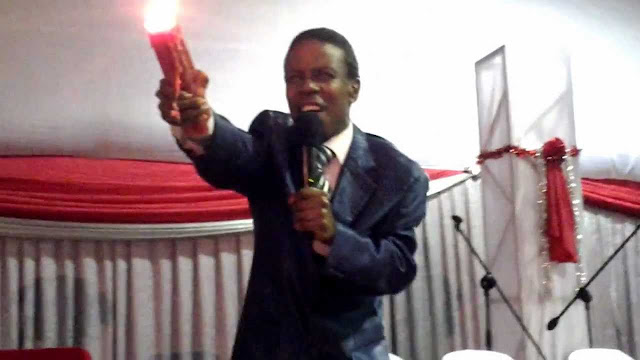 African Pastor Claimed To Have Defeated And Killed Satan in Hell