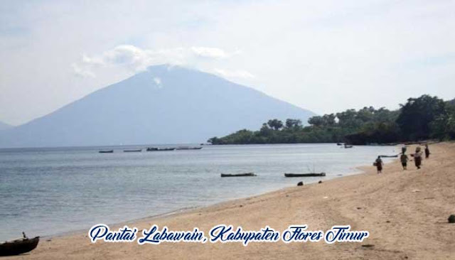 Pantai Labawain
