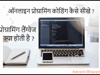 Computer Programming क्या है,Online Programming सीखे कैसे ?