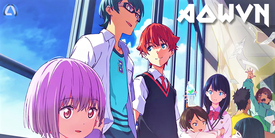 YnS9tMY - [ Anime 3gp Mp4 | Ep 1 ] SSSS.Gridman | Vietsub - Cực Hay